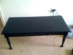 painting a coffee table painting a coffee table spray paint coffee table painting wood furniture black