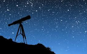 Image result for sky at night no light pollution hills