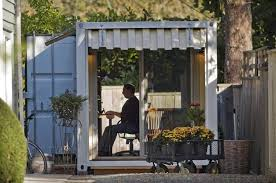 Shipping containers office Modified Ask To See onetrip Containers Inhabitat Valuable Tips For Setting Up Your Very Own Shipping Container Office