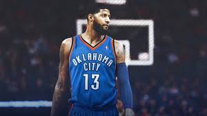 paul george oklahoma city wallpaper live wallpaper hd
