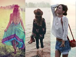 Bohemian Chic Style for Summer (1)