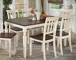 Unique dining room tables Expandable Dining Large Whitesburg Dining Room Table Rollover Ashley Furniture Whitesburg Dining Room Chair Ashley Furniture Homestore