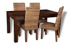 mango 160cm dining table 4 havana chairs