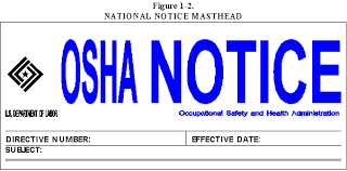 Osha Electronic Directives System | Occupational Safety And Health ...