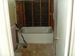 how to install a bathtub interesting