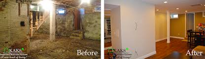 basement remodels before and after. Wonderful And Beforeafter Old Basement Remodel On Remodels Before And After N