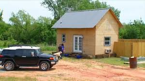 Small Picture 12x24 Tiny House in Oklahoma Cost 10000 to Build httpwww