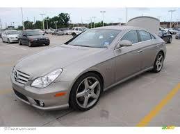 2007 Pewter Metallic Mercedes-Benz CLS 63 AMG #31204567   GTCarLot ...