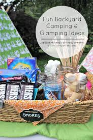 backyard camping ideas. Contemporary Ideas Backyard Camp Out Design Dazzle Main1 And Backyard Camping Ideas A