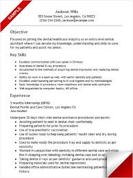 Dental Assistant Resume Template Examples - Dogging #fa9001E90Ab2