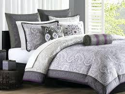 comforters sets queen echo design marrakesh full comforter set purple grey within lavender decorating best 25