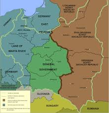 location of auschwitz concentration camp