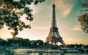 Eiffel Tower Wallpaper HD