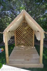 from rogue engineer team jamison and jamie this diy playhouse is everything folks i mean that front porch that window box another tutorial on how to