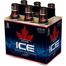 Molson Ice 6 Nr 1123