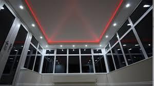 conservatory lighting ideas. led lighting red conservatory ideas o