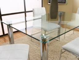 rectangular glass dining tables. Glass Top Dining Room Tables Rectangular Stunning 5