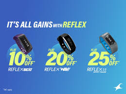 Fastrack Reflex <b>Fitness Band</b> Online At Best Price in India