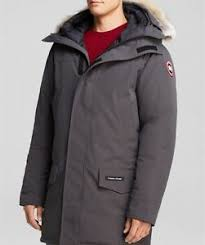 Details About New Canada Goose Langford Down Parka Fusion Fit Nwt Graphite