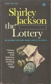 best shirley jackson book covers the lottery images on  the lottery shirley jackson awesome in a creepy way