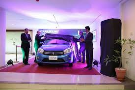 new car launches pakistanThe All New Suzuki Cultus 2017 Officially Launched in Pakistan