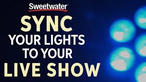 lighting pics. How To Sync Lighting Your Live Show Pics