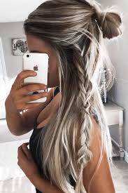 Hairstyle For Long Hairstyle best 25 quick hairstyles ideas quick easy 6994 by stevesalt.us