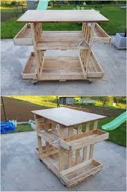 Wood Pallet Table Top 25 Best Pallet Tables Ideas On Pinterest Pallet Coffee Tables