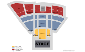 Oxbow Riverstage Napa Tickets Schedule Seating Chart Directions