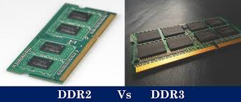 Difference Between Ddr2 And Ddr3 With Comparison Chart
