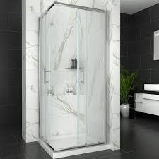 760 mm x 1850mm shower enclosure