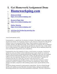 essay about keep healthy
