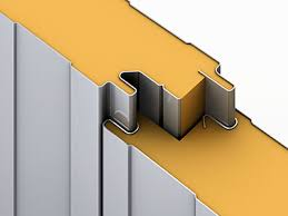 lightly corrugated ribbed insulated metal wall panel for use in a wide variety of exterior wall or interior partition wall s