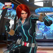 Marvel vs. Capcom: Infinite - Black Widow