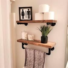 towel bar shelf towel rack farmhouse