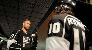 flyers kings richards report could the flyers have traded mike richards to the blue