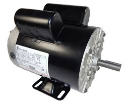 century electric motor 2 hp 3450 rpm air compressor electric motor 115 230 volts ~new century