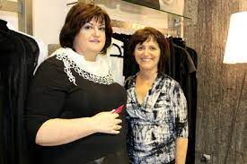 Maura Caffrey & Carmel Camble @ Sans Peur Workshop | Fashion, Women, Ruffled