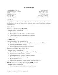 59 Best Of Resume Template For High School Student With No Work ...