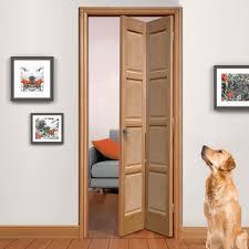 interior bi fold doors with glass