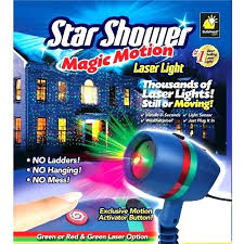 Star Shower Review Review Star Shower Motion Laser Light As Seen On ...