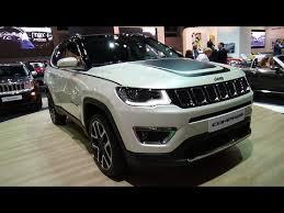 2018 jeep compass interior. wonderful 2018 2018 jeep compass  exterior and interior automobile barcelona 2017 to jeep compass interior