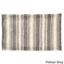 tommy bahama breeze stripe cotton 21 x 34 bath rug free