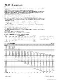 Kobelco 300 Ton Crawler Crane Load Chart Kobelco Specifications Cranemarket