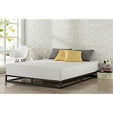 Amazon Zinus Modern Studio 6 Inch Platforma Low Profile Bed