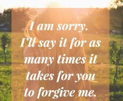 Cute I Am Sorry And I Love You Messages For Her Simple Love Forgiveness Romantic