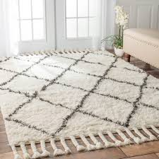 black and white area rugs inspirational rug easy on moroccan diamond of x unique