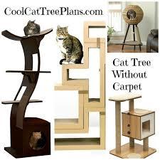 cat furniture modern. best cat tree without carpet ideas furniture modern t