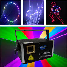 new 200mw lights projector outdoor special effects laser lights laser projector