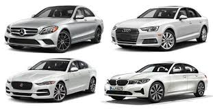 Showroom experience has always played an important role while buying a new bike. Bmw 3 Series Vs Mercedes Benz C Class Vs Audi A4 Vs Jaguar Xe Price Comparison Autox